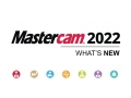 What's New Mastercam 2022 – Multiaxis Unified Toolpath